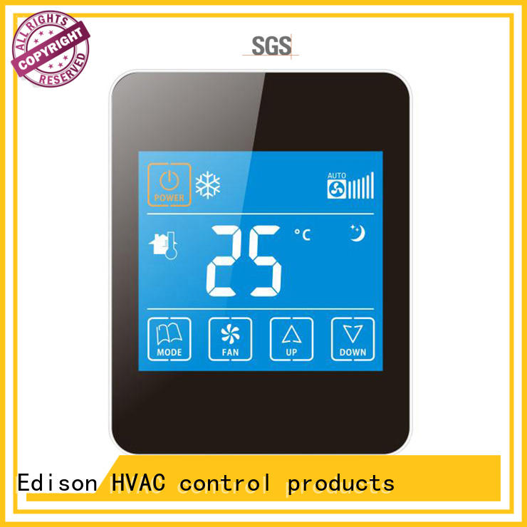 room home thermostat touch for shopping malls Edison