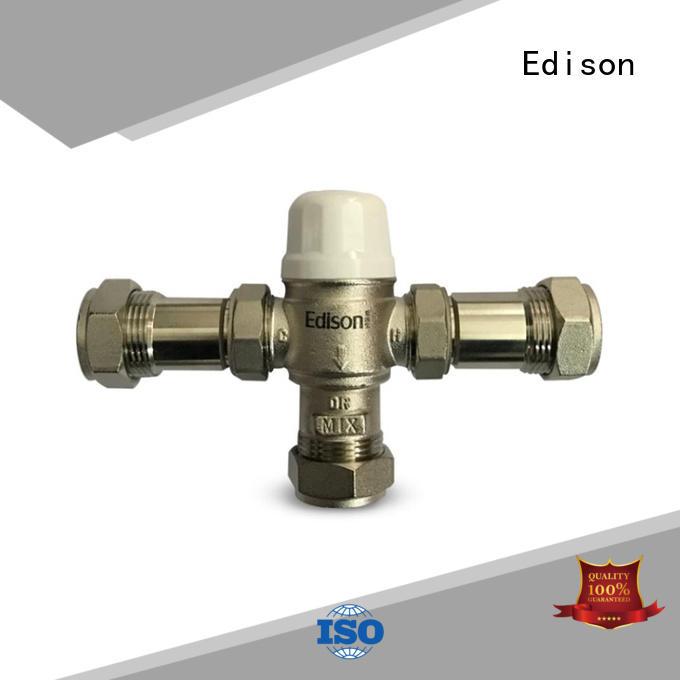 function Custom compression mini shower temperature control Edison booster