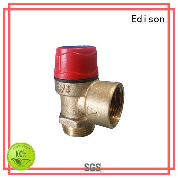 Wholesale Heating water pressure reducing valve Edison Brand