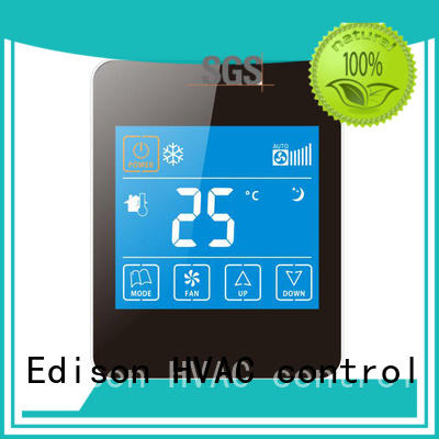 Edison thermostat wlan thermostat room industry