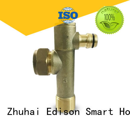 Edison dual radiator drain valve manufacturer for shop