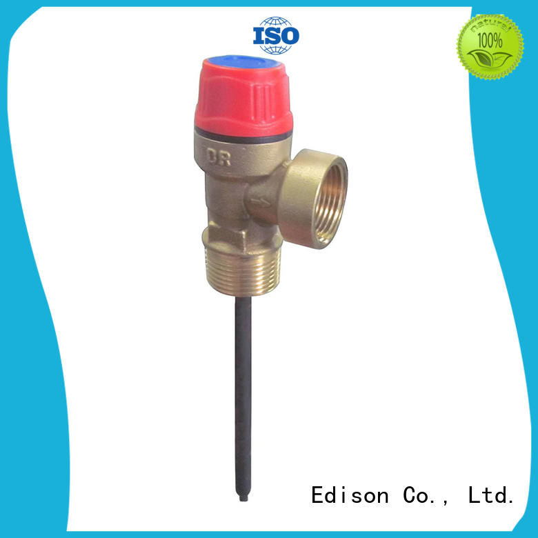 high quality t&p relief valve supplier for boilers