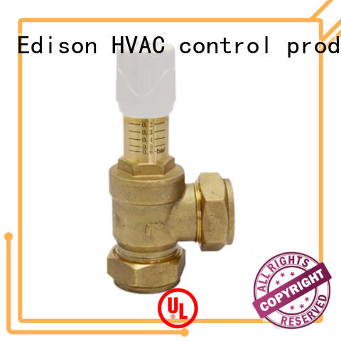 Edison bypass by-pass valve function hardware store